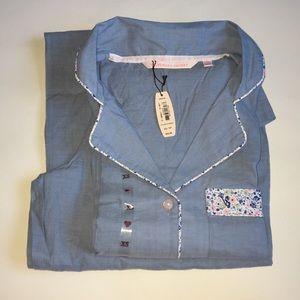 Victoria's Secret Cotton Thin Pajamas Set NWT